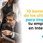 10 beneficios de los sitios web para las empresas