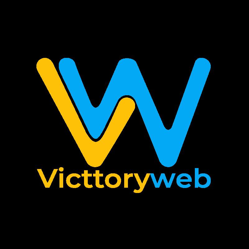 logo victtoryweb sin frase